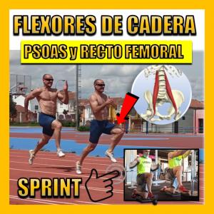 psoas y sprint